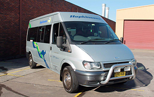 11 seater bus